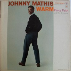 [Used LP] Warm-Johnny Mathis With Percy Faith And His Orchestra